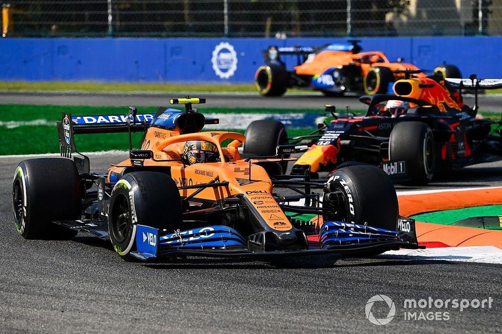 """Sainz: """"Verstappen üçüncülüğü istiyorsa 'savaşması' gerekecek"""""""