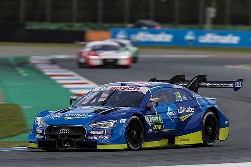 DTM: Frijns rompe il ghiaccio e trionfa in Gara 1 ad Assen