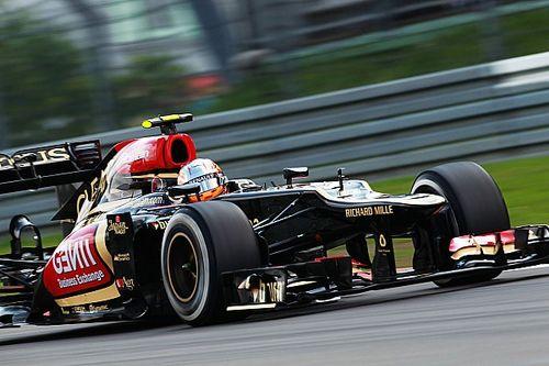 Grosjean pas sûr d'être avantagé par son expérience au Nürburgring