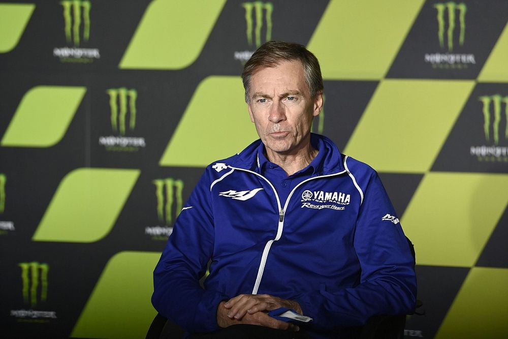 Lin Jarvis Sebut Kunci Sukses Fabio Quartararo-Yamaha Musim Ini