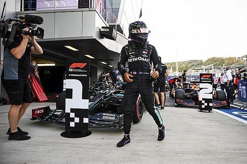 Hamilton à deux doigts d'être suspendu pour un Grand Prix