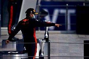 クビアト、角田裕毅F1デビューの噂を気にせず「僕が心配すべきことじゃない」