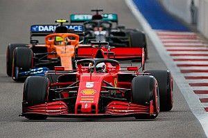 Así fue el intenso GP de Rusia de F1