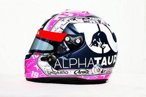 Гасли посвятил шлем для Спа памяти Юбера