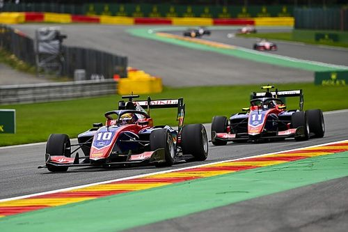 Spa F3: Zendeli takes maiden pole in rain-hit qualifying