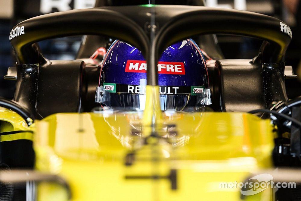 F1: Alonso elogia carro após teste e projeta performance da Renault em 2021