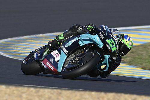 Morbidelli encabeza el warm up de MotoGP del GP de Francia