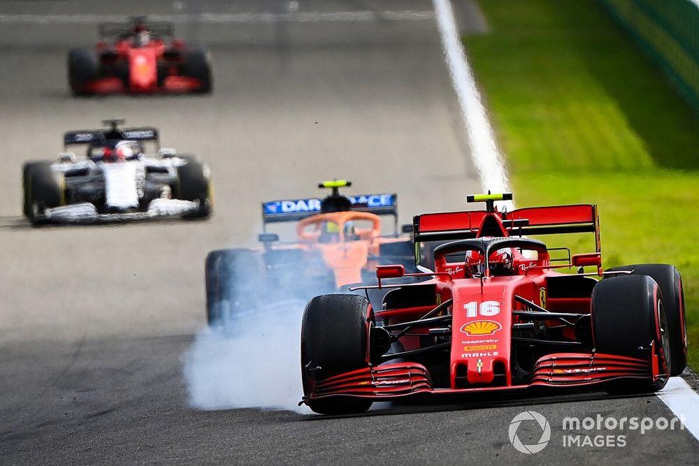 Brawn : Ferrari n'a pas qu'un problème de moteur