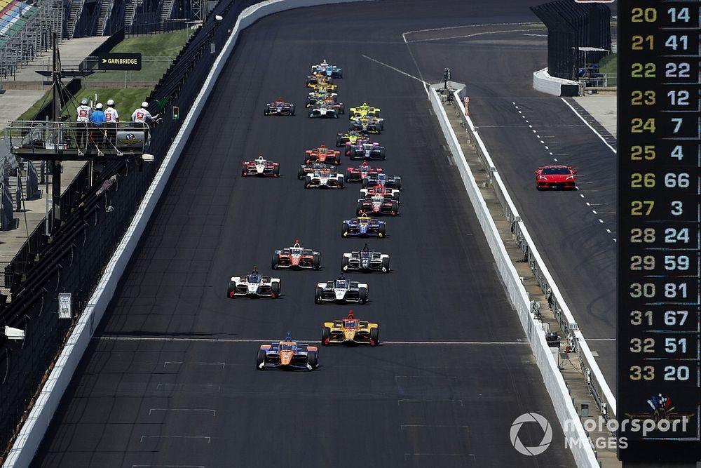 IndyCar se aproxima da TV Cultura para transmissão da temporada 2021