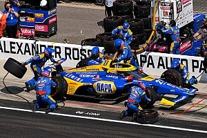 "Edwards ""respectfully disagrees"" with Rossi's Indy 500 penalty"