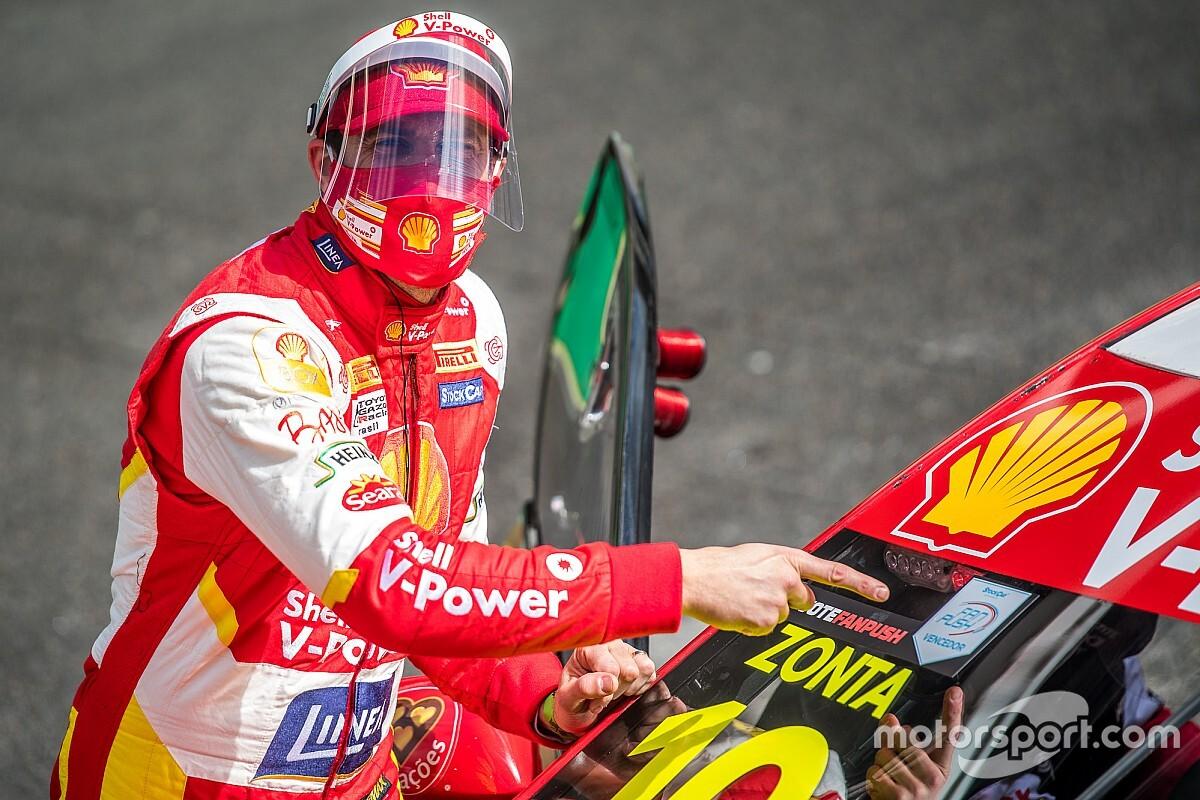 Zonta vence Milhão com Shell e vira líder isolado da Stock Car