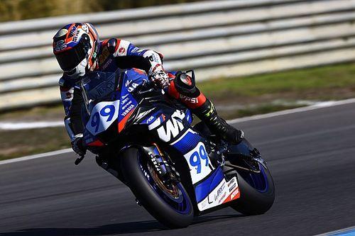 WSSP 2021, Danny Webb Dipertahankan WRP Racing