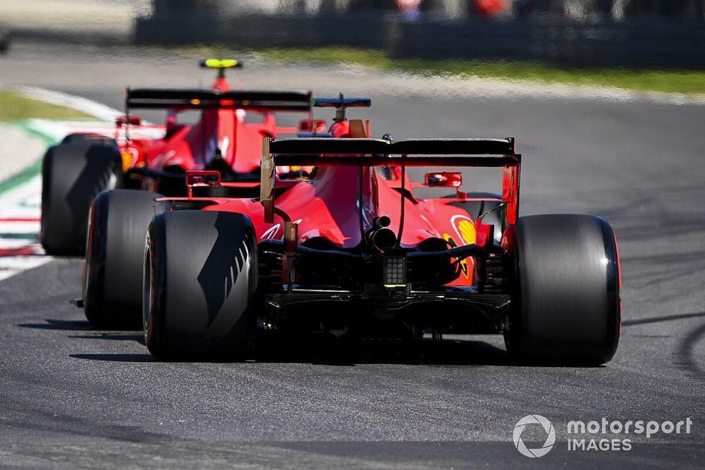 """Vettel dispara contra pilotos por problemas no Q1 e Leclerc diz que """"dói mais"""" performance ruim em Monza"""