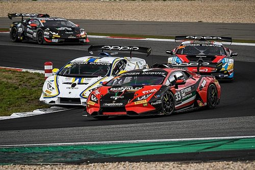 Lamborghini: Stoneman vince con Galbiati Gara 1 al Nürburgring