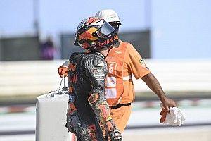 """Espargaro """"needed to crash"""" in practice to understand limit"""