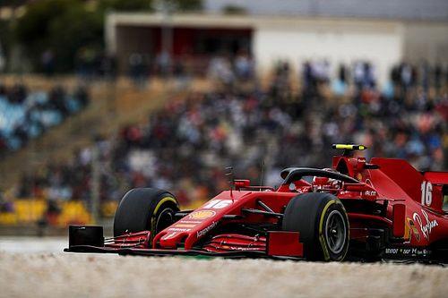 Leclerc: Portugal ha sido la mejor carrera de Ferrari en 2020