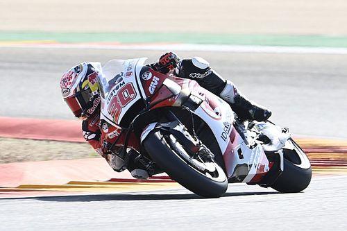 MotoGP, Teruel, Warm-Up: Nakagami si conferma in vetta
