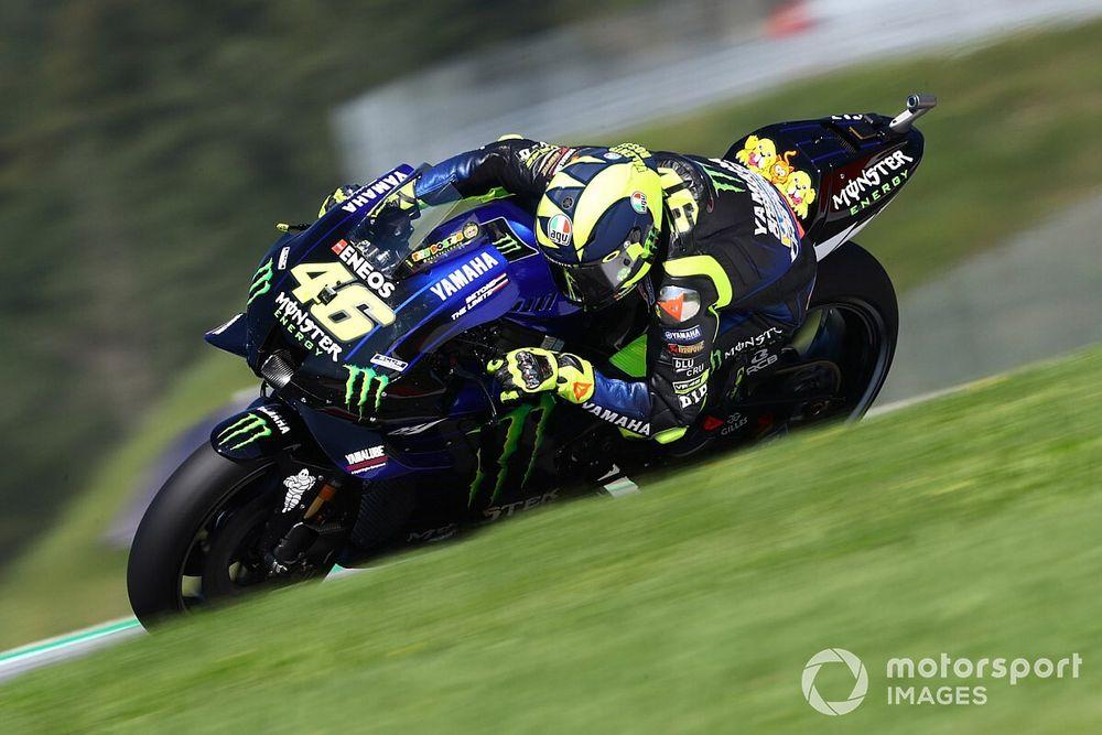 """Rossi: """"Márquez demuestra que es humano, que todos lo somos"""""""