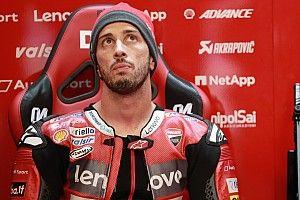"""Dovizioso """"survit"""", mais veut continuer à rêver au titre"""