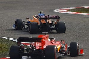 McLaren: Ferrari can join fight for third in F1 standings
