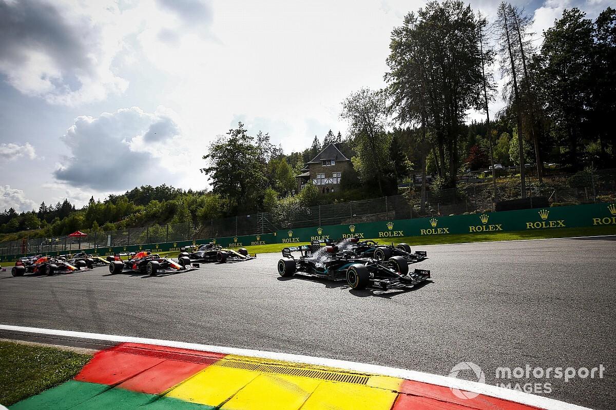 Hamilton na zege op Spa: Vreesde voor herhaling Silverstone