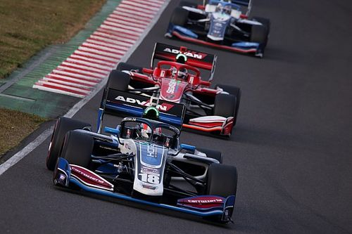 Livestream: Super Formula round four at Autopolis