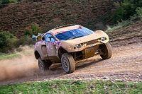 Primer test de Prodrive para el Dakar 2020
