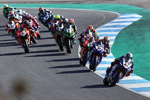 WK Superbikes trapt seizoen 2021 af op TT Circuit Assen