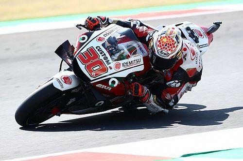 Nakagami proche de son contrat 2021 et d'une moto plus récente