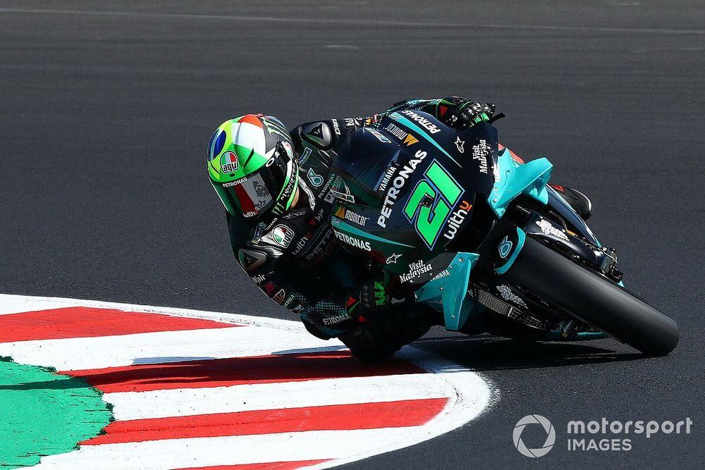 """MotoGP: la """"doppia"""" di Misano è di Morbidelli e Bagnaia"""