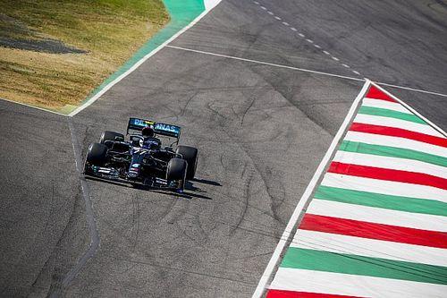 GP de la Toscana: Bottas lidera la FP1 sobre Verstappen
