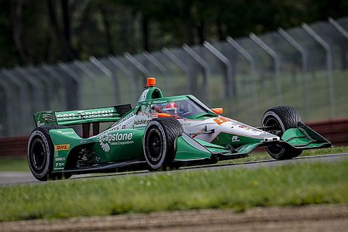 IndyCar: Herta lidera trinca da Andretti na corrida 2 de Mid-Ohio