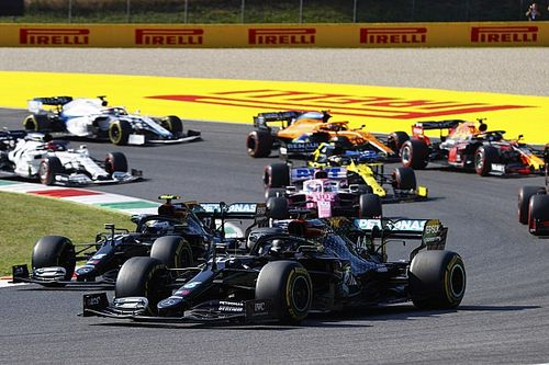 GP de la Toscana de F1: el vuelta a vuelta animado