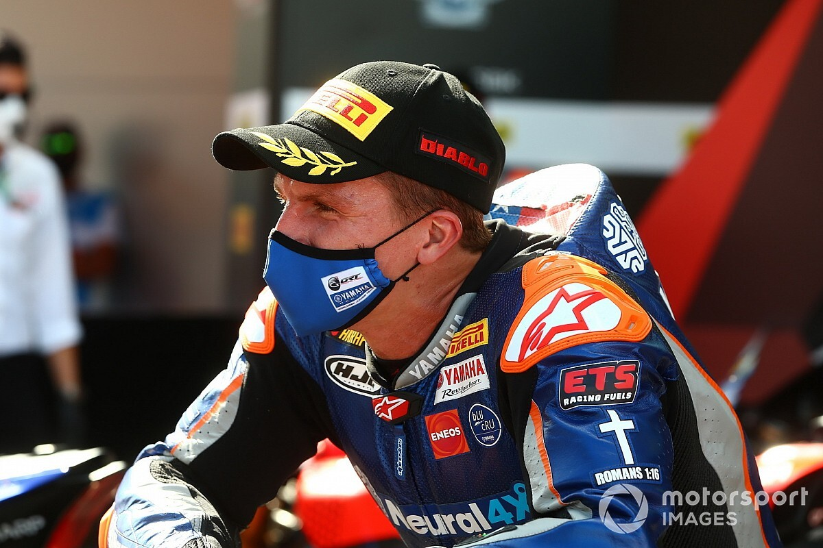 Yamaha: Gerloff gira al posto di Rossi venerdì a Valencia