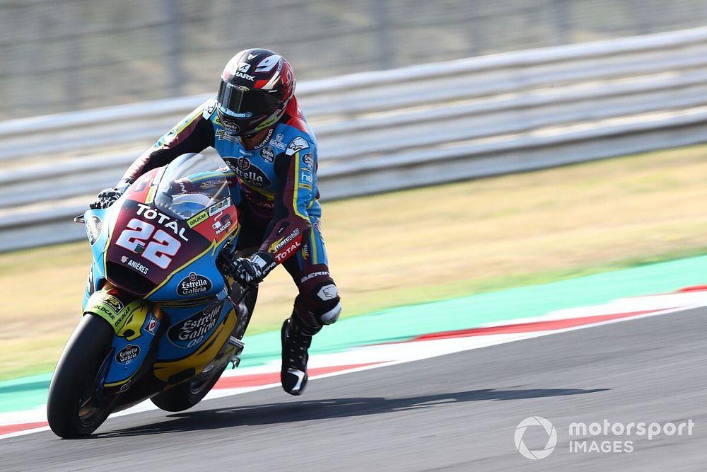Moto2, Barcellona, Libere 3: svetta Lowes, Marini terzo