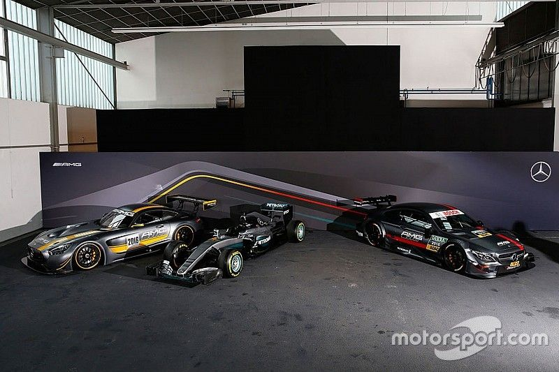 Mercedes: Formula One & DTM drivers ready for challenging new season