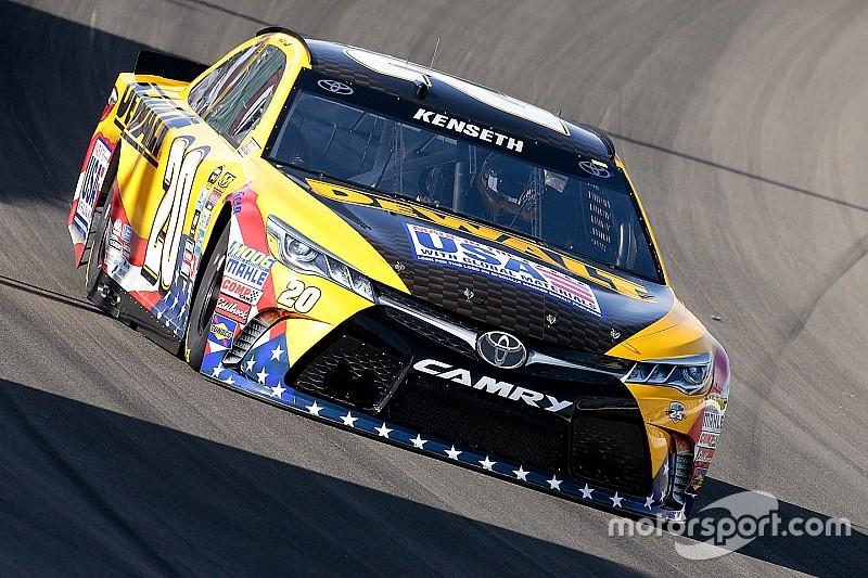 Matt Kenseth fastest in Sprint Cup final practice