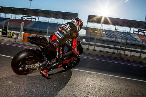 """Bradl can feel """"clear difference"""" with 2016 Aprilia"""