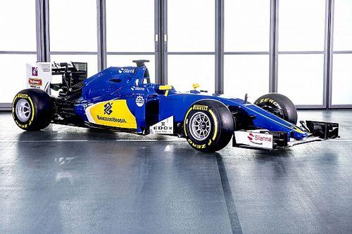 Новая машина Sauber стала эволюцией C34