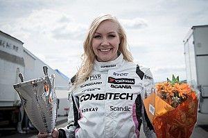 Кимилайнен одержала первую победу в гонке W Series в Ассене, Виссер сохранила шансы на титул