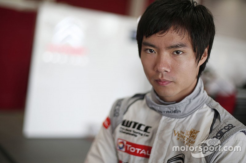 Ma handed WTCR debut in China