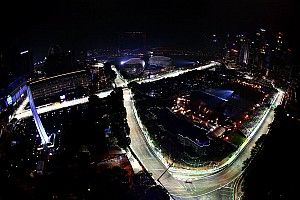 Esős versenyhétvége várhat az F1-es mezőnyre Szingapúrban
