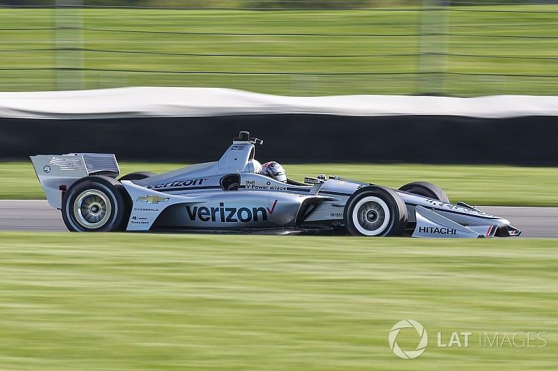 Newgarden lidera la práctica de IndyCar en Road America