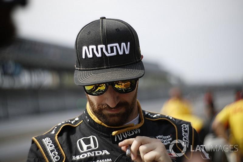 Старт в Indy 500 можно купить. Хинчклиффу посоветовали этого не делать