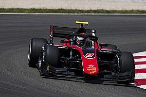 F2 Barcelona: Russell rebut kemenangan feature race, Gelael kecelakaan