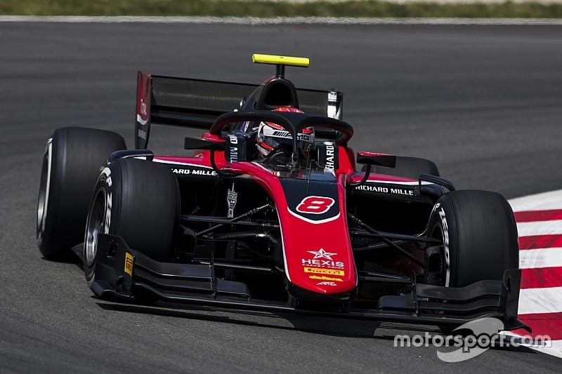 【動画】F2バルセロナ レース1ハイライト