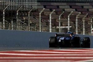 Mercedes prueba unas nuevas luces traseras para la FIA