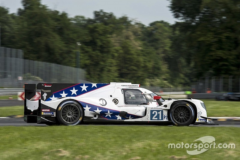 Irregolare l'Oreca della TDS Racing: la pole va alla DragonSpeed!