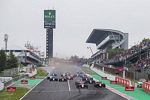 La FIA analyse l'embrayage de la F2 2018 pour Monaco