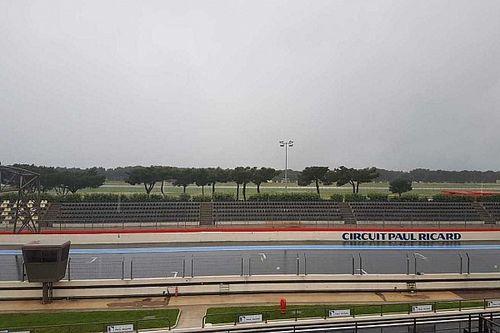 Carrera Cup Italia, non migliora la situazione meteo a Le Castellet